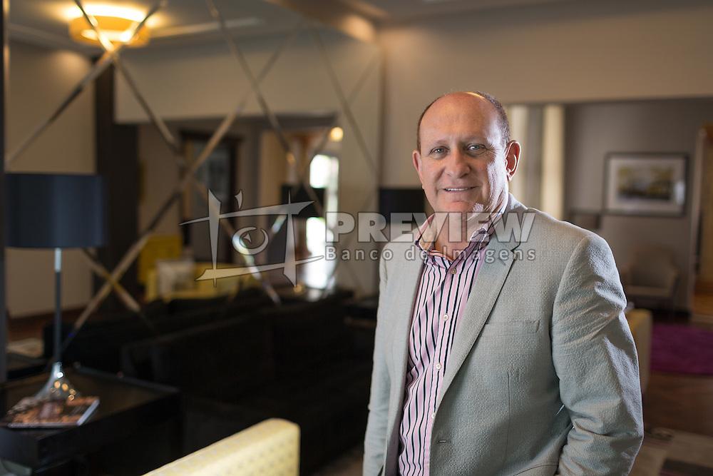 Plinio Ghisleni é sócio da rede de hotéis Laghetto, que irá entrar no mercado de SC, PR e SP, entre outros Estados. FOTO: Jefferson Bernardes/ Agência Preview