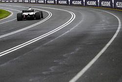 March 24, 2018 - Melbourne, Victoria, Australia - GROSJEAN Romain (fra), Haas F1 Team VF-18 Ferrari, action during 2018 Formula 1 championship at Melbourne, Australian Grand Prix, from March 22 To 25 - s: FIA Formula One World Championship 2018, Melbourne, Victoria : Motorsports: Formula 1 2018 Rolex  Australian Grand Prix, (Credit Image: © Hoch Zwei via ZUMA Wire)