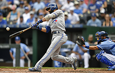 Toronto Blue Jays v Kansas City Royals - 25 June 2017