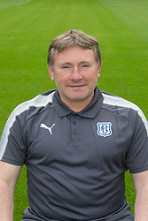 Dundee FC Head of Youth development Jimmy Boyle
