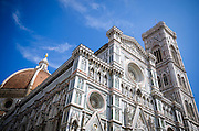 Cathedral of Santa Maria del Fiore (Duomo), Florence, Tuscany, Italy