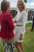 OLIVIA PAGE; MALIN JEFFERIES, The Cartier Style et Luxe during the Goodwood Festivlal of Speed. Goodwood House. 1 July 2012.