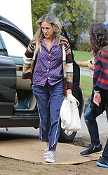 April 5, 2017 - New York, New York, United States - Actress Sarah Jessica Parker was on the set of the TV show 'Divorce' on April 5 2017 in Westchester, NY  (Credit Image: © Philip Vaughan/Ace Pictures via ZUMA Press)