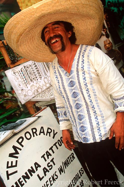 MEXICO, YUCATAN, TOURISM Riviera Maya; Playa del Carmen