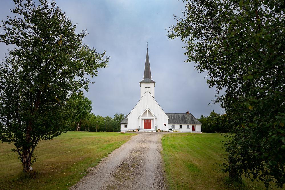Lakselv kirke er en langkirke fra 1963 i Porsanger kommune, Finnmark fylke.