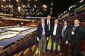 20090331 Commissione FIBA in visita al Forum di Assago