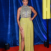 """Regina King attended """"The Harder They Fall"""" Opening Night Gala - 65th BFI London Film Festival, Southbank Centre, London, UK. 6 October 2021."""