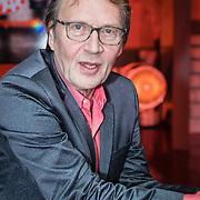NLD/Amsterdam/20161013 - Perspresentatie Omroep Max, Cees Grimbergen
