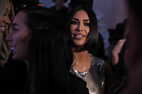 Kim Kardashian attends Klarna STYLE360 NYFW Hosts S by Serena Fashion Show