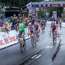ARNHEM (NED) CYCLING, SIMAC LADIES TOUR,   August 29th 2021, <br /> MARIANNE VOS wins final stage Simac Ladies Tour