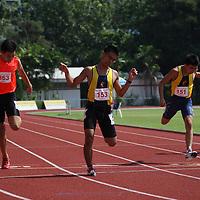 B Division Boys 200m