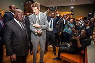 President of Ghana Nana Akufo-Addo @ V&A Museum