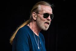June 29, 2013 - Cincinnati, Ohio, U.S - GREGG ALLMAN of the Greg Allman Band perform at Fraze Pavilion in Kettering, Ohio (Credit Image: © Joshua N. Timmermans/ZUMAPRESS.com)