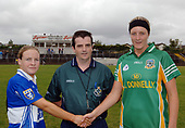 Meath v Laois - Leinster Ladies SFC Final 2006