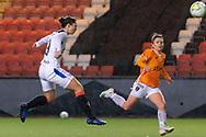 *** during the Scottish Building Society Womens Premier League match between Glasgow City Women and Rangers Women at Broadwood Stadium, Glasgow, Scotland on 13 December 2020.