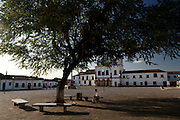 Sao Cristovao_SE, Brasil...Imagens da cidade de Sao Cristovao em Sergipe. Na foto conjunto arquitetonico da praca Sao Francisco composto pela Igreja  do Bom Jesus da Gloria e Convento de Sao Francisco...Sao Cristovao in Sergipe, Brazil. In this photo the architectural complex of Sao Francisco square with the Bom Jesus da Gloria Church and Convent Sao Francisco...Foto: ALEXANDRE BAXTER / NITRO