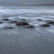 Bowling Ball Beach Rolling Surf - Gallaway, CA
