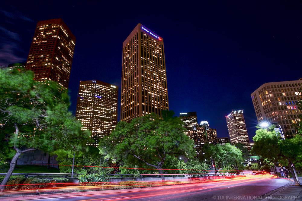 Hope Street, Downtown Los Angeles