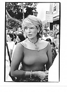 "Martha Stewart ""Truman"" Sag Harbour, Saturday August 12th 1995© Copyright Photograph by Dafydd Jones 66 Stockwell Park Rd. London SW9 0DA Tel 020 7733 0108 www.dafjones.com"