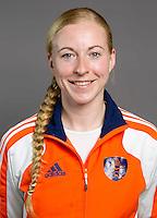 UTRECHT - 03-01-2012  ADINDA BOEREN, Nederlands Zaalhockeyteam  vrouwen. FOTO KOEN SUYK/KNHB