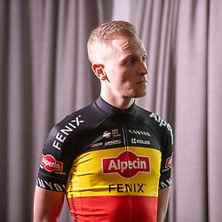 03-01-2020: Wielrennen: Teampresentatie Corendon: Amsterdam<br />Kampioen van Belgie Tim Merlier