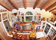 Barretts cooking at home, Calistoga, CA. GE-Monogram Advertising Campaign