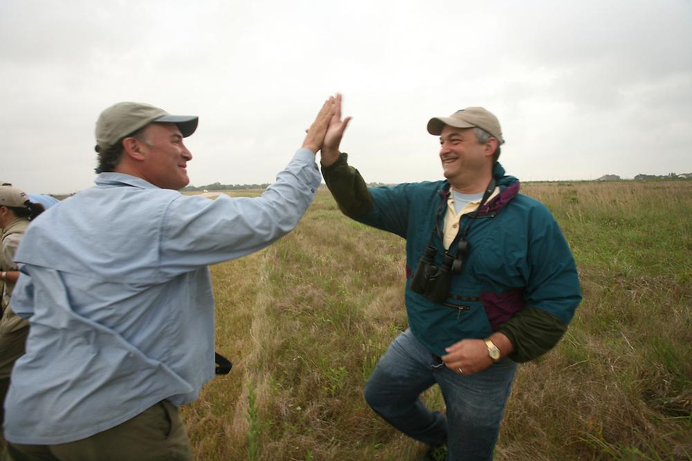 2008 Great Texas Birding Classic. Photograph © 2008 Darren Carroll