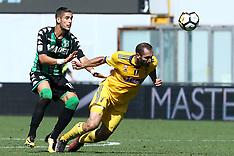 US Sassuolo v Juventus - 17 Sep 2017