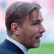 NLD/Amsterdam/20180408 - Ajax - Heracles, Richard Witschge Assistent-trainer