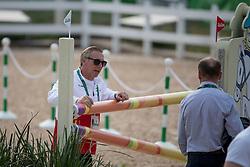 Van Springel Joris, Demeersman Dirk, BEL<br /> Olympic Games Rio 2016<br /> © Hippo Foto - Dirk Caremans<br /> 09/08/16