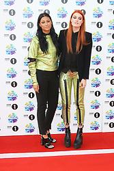 Aino Jawo; Caroline Hjelt; Icona Pop, BBC Radio 1 Teen Awards, Wembley Arena, London UK, 03 November 2013, Photo by Richard Goldschmidt © Licensed to London News Pictures. Photo credit : Richard Goldschmidt/Piqtured/LNP