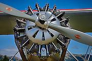 Boeing Model 40 at WAAAM.