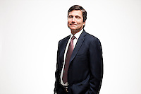 Stephen B. Burke is the Chief Executive Officer of NBCUniversal and Executive Vice President at Comcast Corporation. He was pictured in 2010.