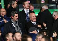 England's FA chairman Greg Dyke looks on <br /> <br /> - International Friendly - Scotland vs England- Celtic Park - Glasgow - Scotland - 18th November 2014  - Picture David Klein/Sportimage