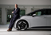 VW Electric car shoot