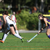 Salinas vs St Francis in a BVAL Girls Field Hockey Game at St Francis High School, Mt View CA on 8/24/18. (Photograph by Bill Gerth)