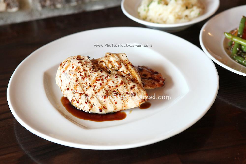Char Grilled Chicken breast
