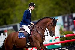 Korsten Lennert, BEL, Kadco Hero Z<br /> BK Young Horses 2020<br /> © Hippo Foto - Sharon Vandeput<br /> 6/09/20