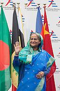 ASEM10, Vertice Euroasiatico,Hasina Sheik, Prime minister of Bangladesh