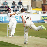 Northamptonshire County Cricket Club v Lancashire County Cricket Club 040515
