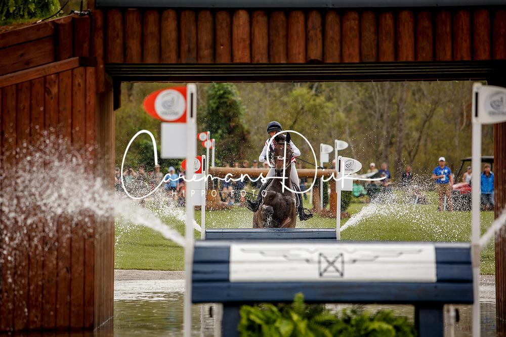 Canter Rosalind, GBR, Allstar B<br /> World Equestrian Games - Tryon 2018<br /> © Hippo Foto - Sharon Vandeput<br /> 16/09/2018
