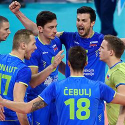 20151014: BUL, Volleyball - 2015 CEV Volleyball European Championship - Men, Poland vs Slovenia