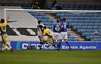 Photo: Tony Oudot/Richard Lane Photography. <br /> Millwall v Leeds United. Coca-Cola League One. 19/04/2008. <br /> Andy Hughes of Leeds scores the second goal