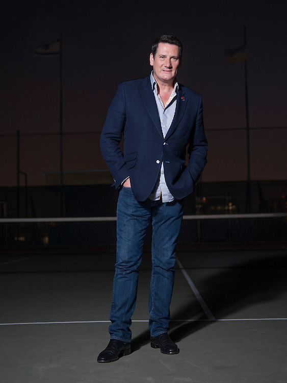 """Tony Hadley of British New Romantic Band Spandau Ballet has reunited with the band reunited and will be performing at the Wiltern in January on their """"Soul Boys Of The Western World"""" tour."""