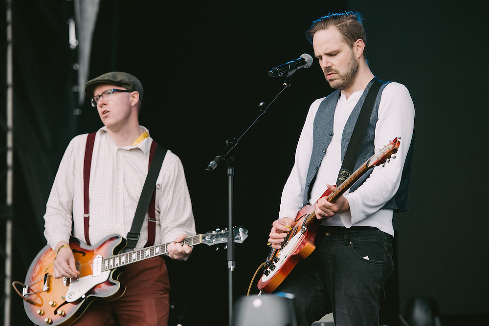 Photos of Maus performing live at Secret Solstice Music Festival 2014 in Reykjavík, Iceland. June 20, 2014. Copyright © 2014 Matthew Eisman. All Rights Reserved