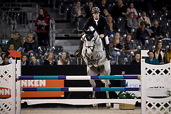 Greve Willem, NED, Elke Maria M<br /> Jumping Indoor Maastricht 2016<br /> © Hippo Foto - Dirk Caremans<br /> 12/11/2016
