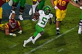 NCAA Football-Pac-12 Championship-Oregon at Southern California-Dec 18, 2020