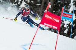 Alex Tilley (GBR) during the Ladies' Giant Slalom at 57th Golden Fox event at Audi FIS Ski World Cup 2020/21, on January 16, 2021 in Podkoren, Kranjska Gora, Slovenia. Photo by Vid Ponikvar