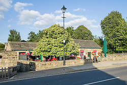 The Bistro in Wentworth<br />  10 September 2015<br />  Image © Paul David Drabble <br />  www.pauldaviddrabble.co.uk