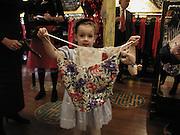 Miss Honor Palmer-Tompkinson. Shanghai Tang opening. Sloane St. 11 April 2001. © Copyright Photograph by Dafydd Jones 66 Stockwell Park Rd. London SW9 0DA Tel 020 7733 0108 www.dafjones.com